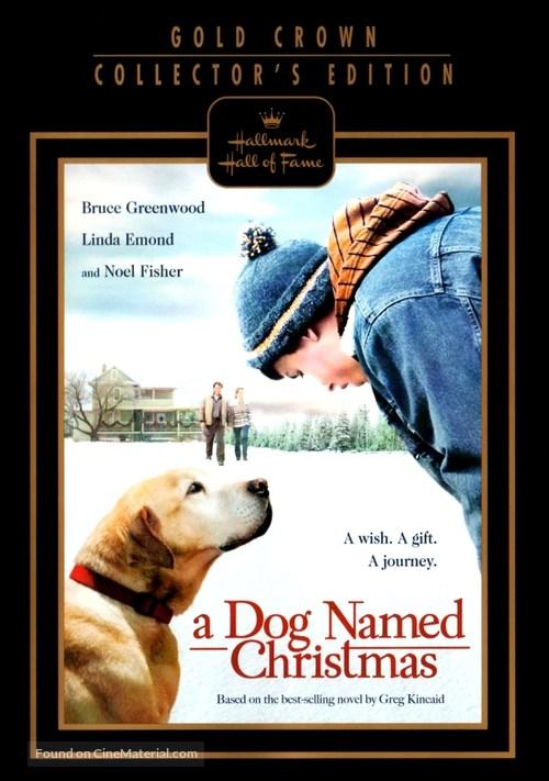 A Dog Named Christmas - DVD movie cover