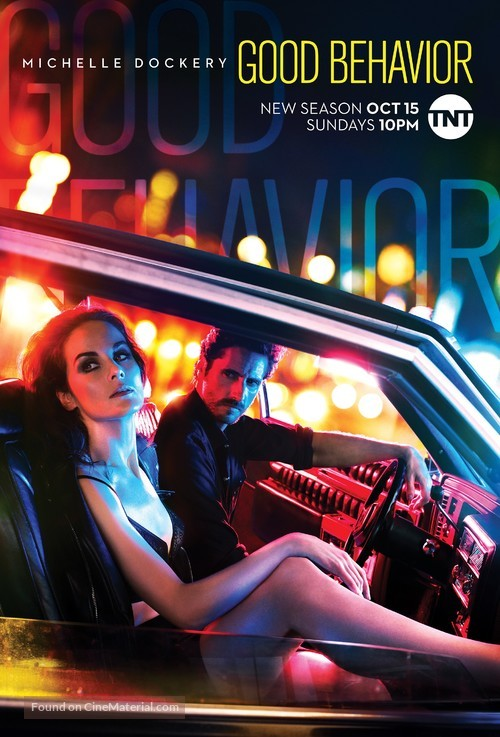"""Good Behavior"" - Movie Poster"
