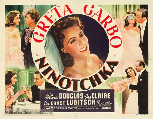 Ninotchka - Movie Poster