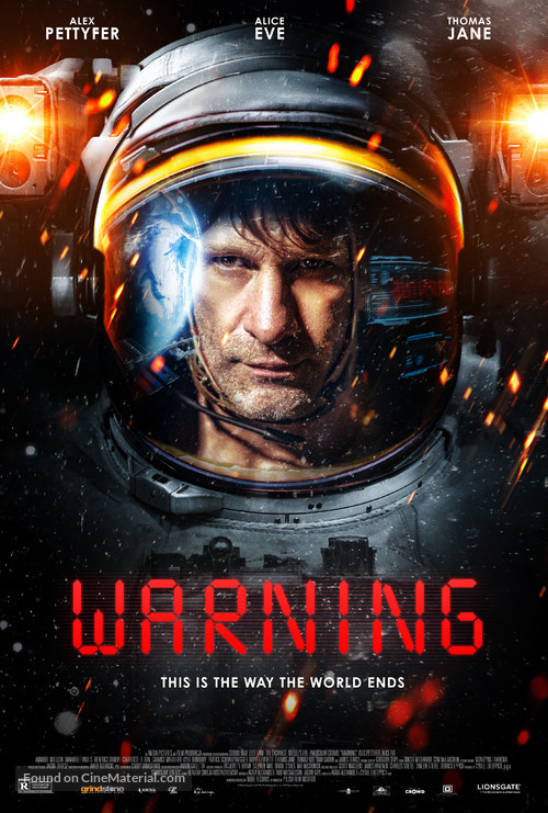 Warning - Movie Poster