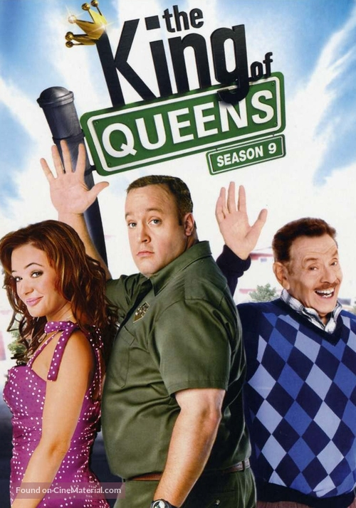 """""""The King of Queens"""" - DVD movie cover"""