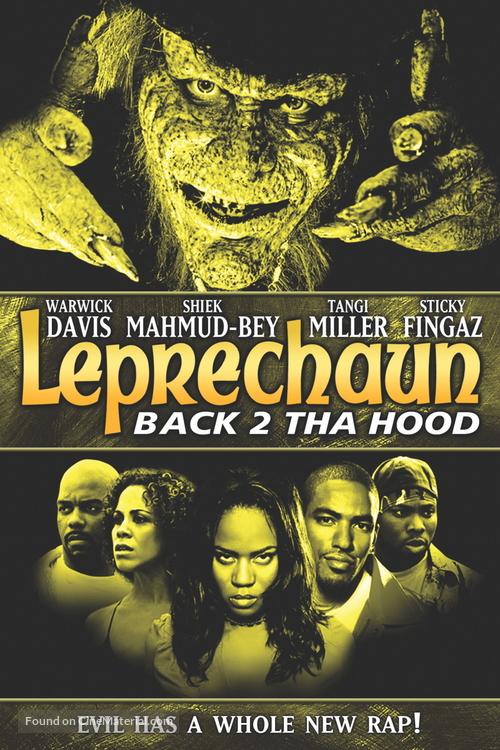 Leprechaun 6 - DVD cover