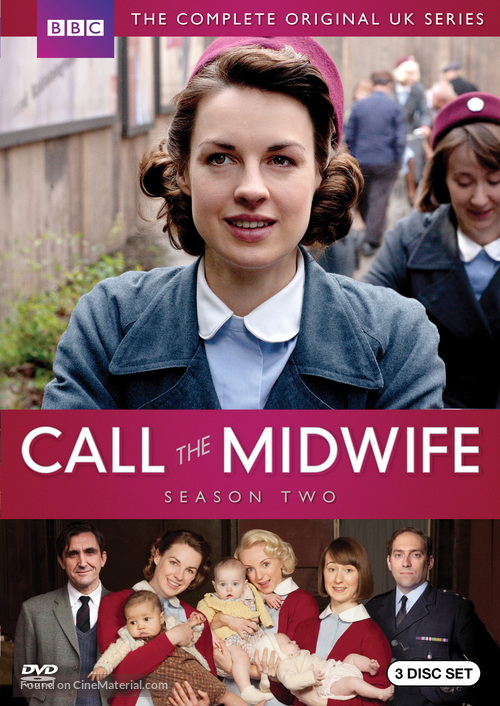 """Call the Midwife"" - DVD movie cover"
