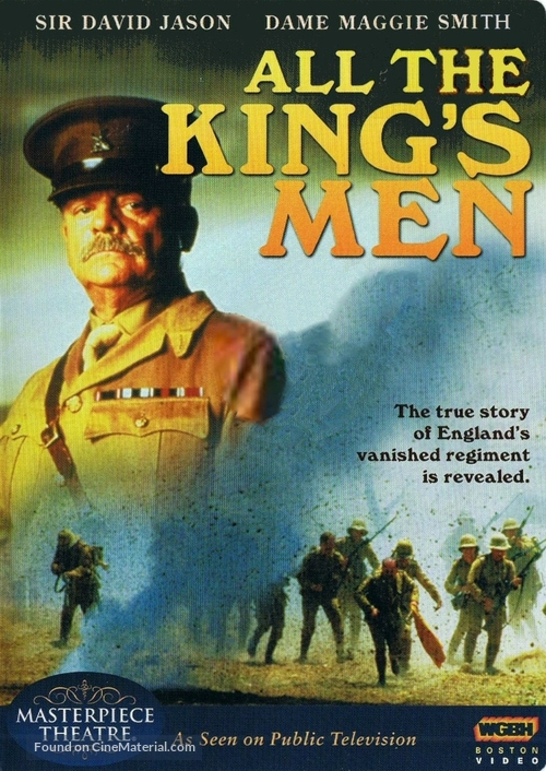 All the King's Men - Movie Cover