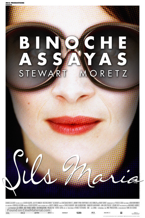 Clouds of Sils Maria - Movie Poster