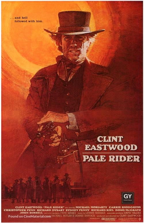 Pale Rider - Movie Poster