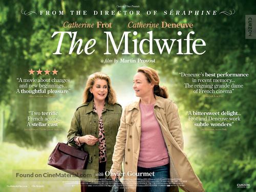 Sage femme - British Movie Poster