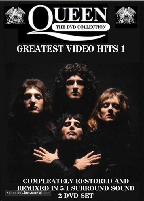 Queen: Greatest Video Hits 1 - Movie Cover
