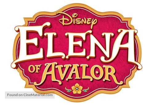 """Elena of Avalor"" - Logo"