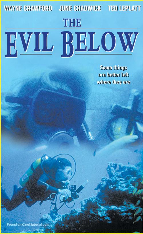 The Evil Below - British poster