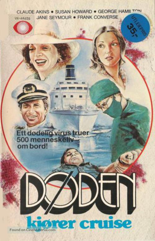 Killer on Board - Swedish Movie Cover