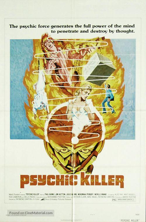Psychic Killer - Movie Poster