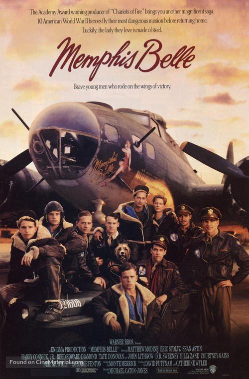 Memphis Belle - Movie Poster