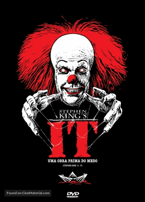 """It"" - Brazilian Movie Cover"
