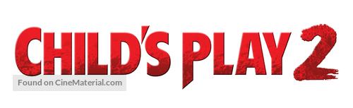 Child's Play 2 - Logo