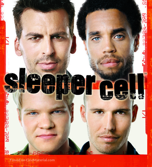 """""""Sleeper Cell"""" - Movie Poster"""