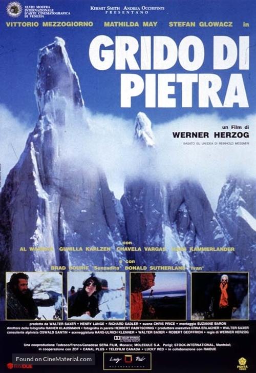 Grito de piedra (1991) - FilmAffinity