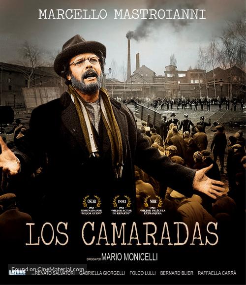 I Compagni - Spanish Movie Cover