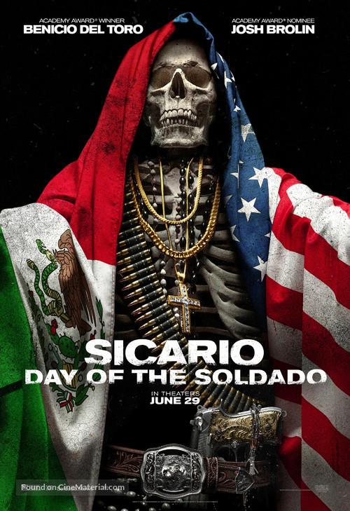 Sicario 2 soldado movie poster - Sicario 2 wallpaper ...