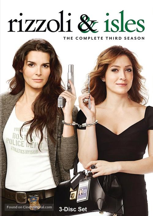 """Rizzoli & Isles"" - Movie Cover"