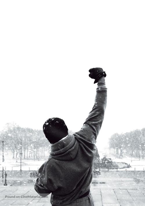 Rocky Balboa - Key art