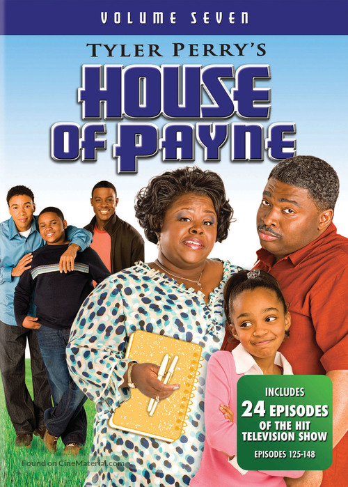"""House of Payne"" - Movie Cover"