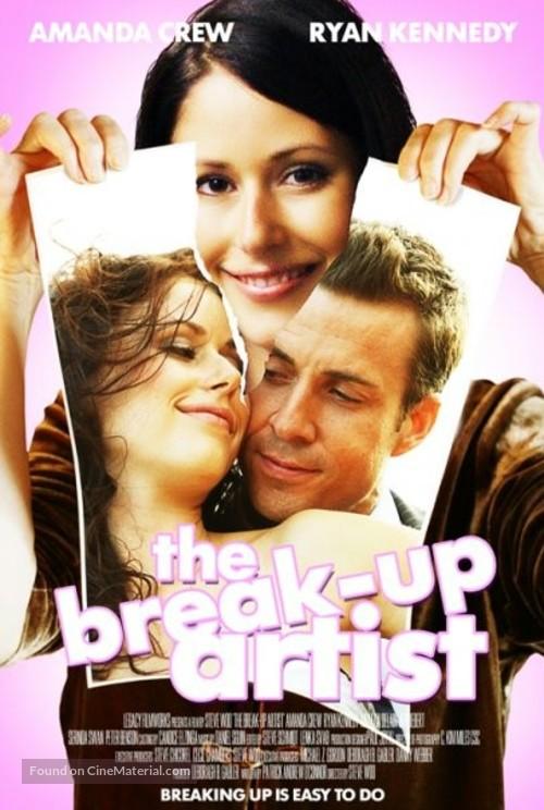 The Break-Up Artist - Movie Poster