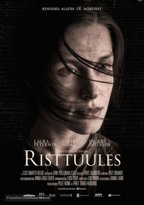 Risttuules - Estonian Movie Poster