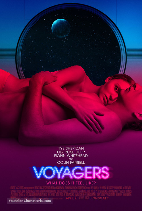 Voyagers - Movie Poster