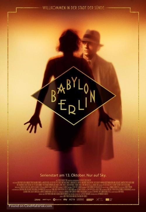 """Babylon Berlin"" - German Movie Poster"