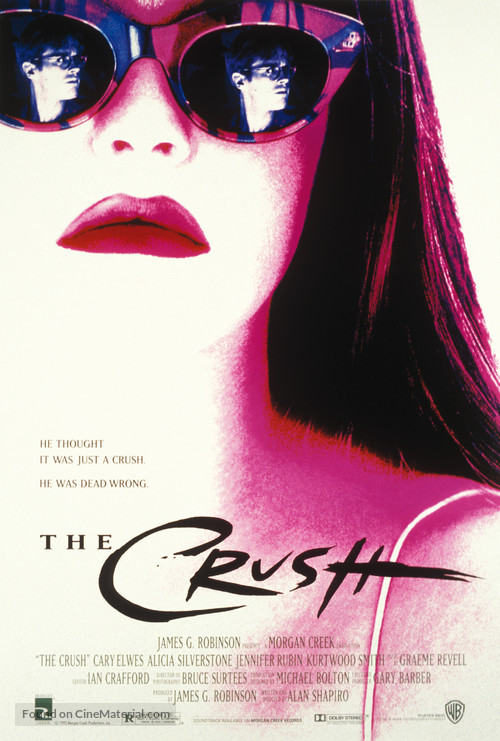 The Crush - Movie Poster