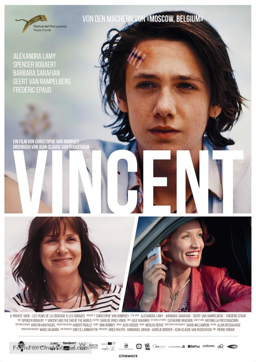 Vincent - Swiss Movie Poster