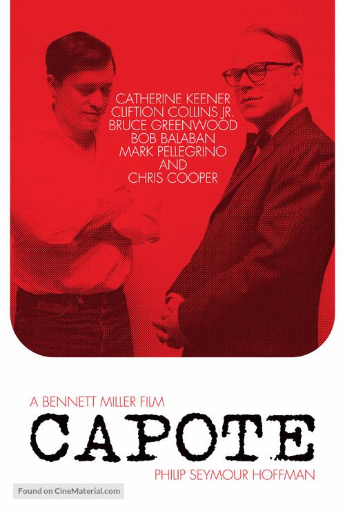 Capote - DVD movie cover