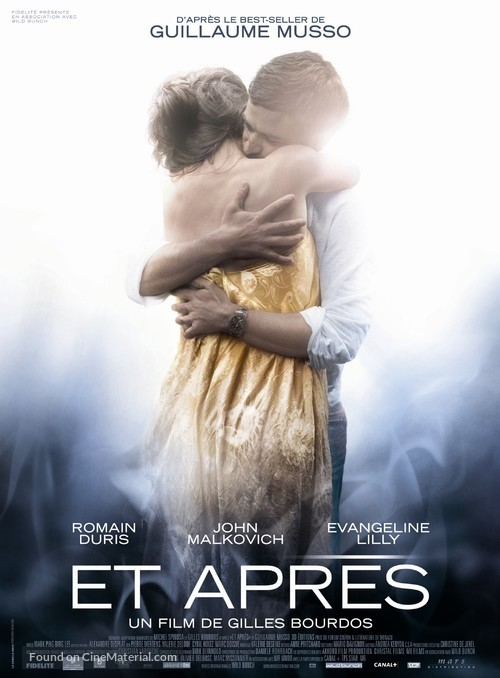 Afterwards - French Movie Poster