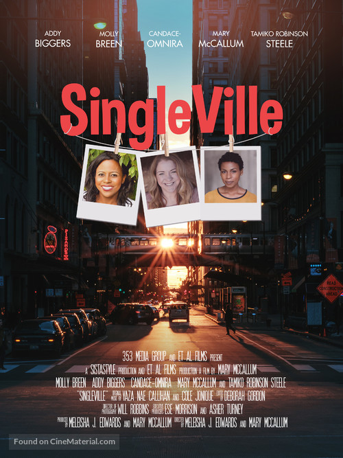 SingleVille - Movie Poster