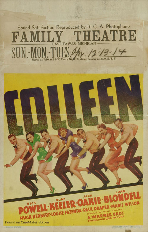 Colleen - Movie Poster