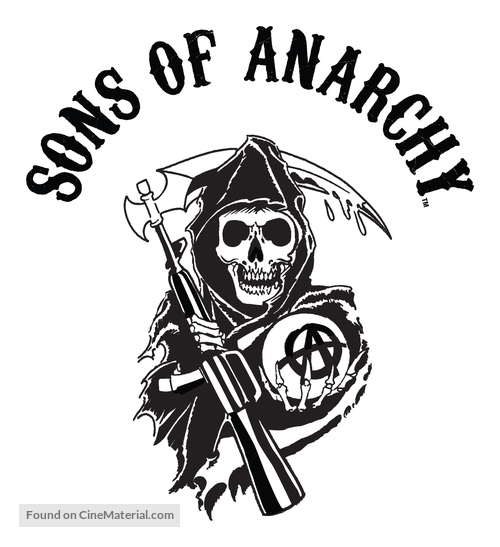 """Sons of Anarchy"" - Logo"