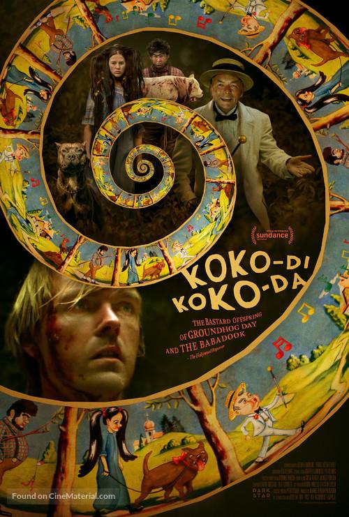 Koko-di Koko-da - Movie Poster
