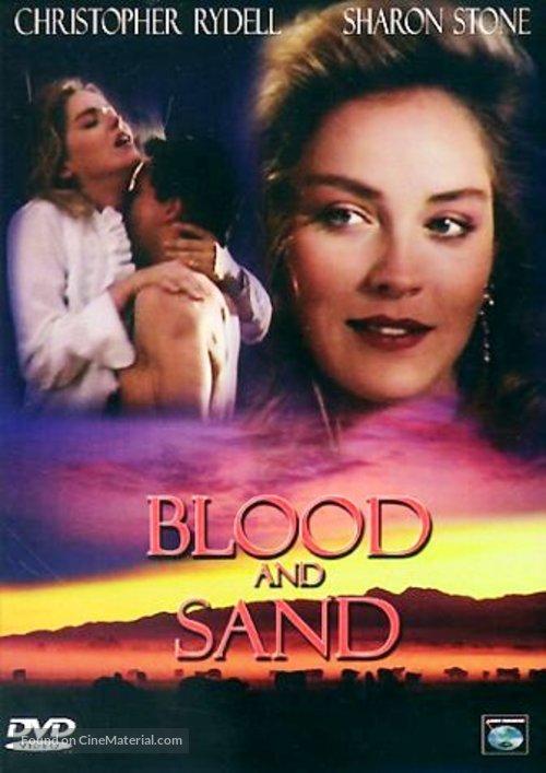 Sangre y arena - DVD movie cover