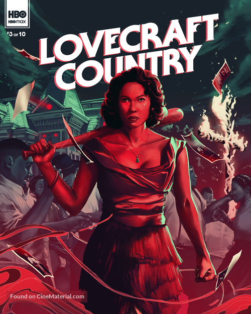 """""""Lovecraft Country"""" - Movie Cover"""