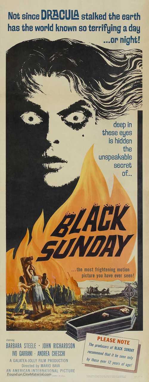 La maschera del demonio - Movie Poster