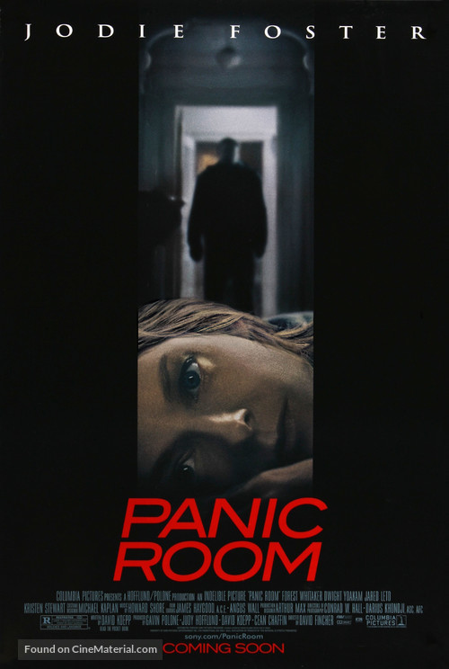 Panic Room - Movie Poster