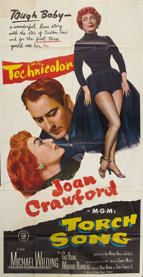 Torch Song - Movie Poster