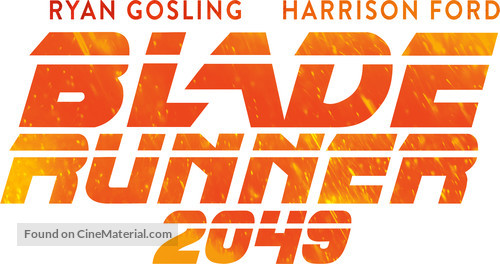 Blade Runner 2049 - Logo