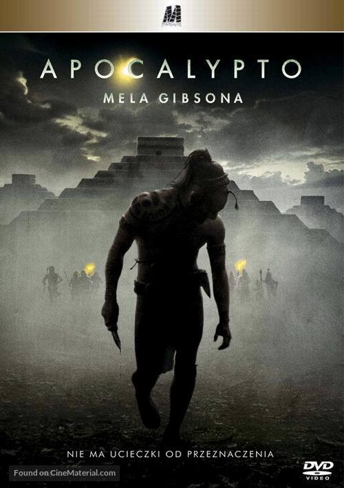 Apocalypto - Polish Movie Cover
