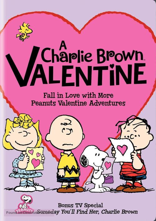 A Charlie Brown Valentine - Movie Cover