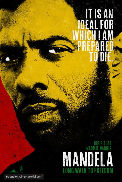 Mandela: Long Walk to Freedom - Movie Poster