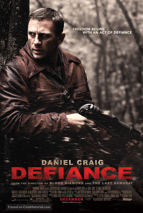Defiance - Movie Poster