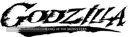 Godzilla, King of the Monsters! - Logo