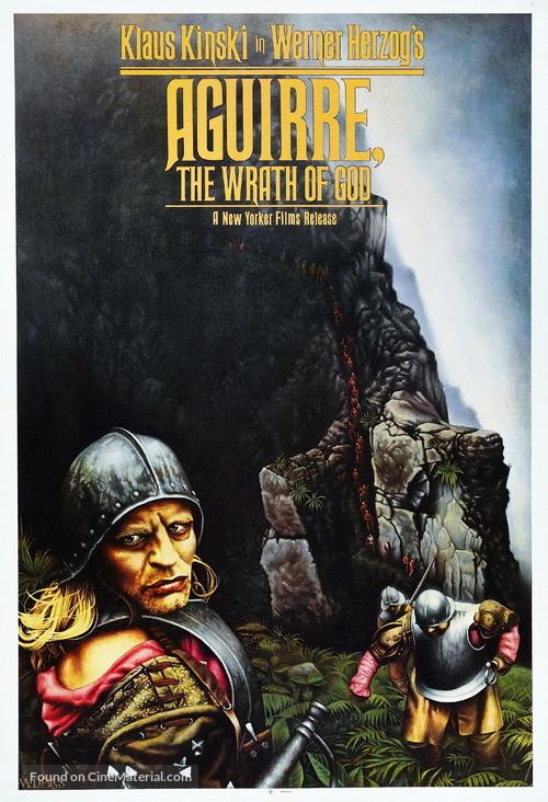 Aguirre, der Zorn Gottes - Movie Poster